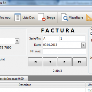 Dorsoft Facturare 3